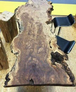 Table - Eiche - Oak - Meeting - Business - Handcrafted - Woodart