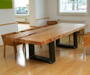 Kauri - Woodtable - manufaturing - Handcraft - Art - Lunch Room